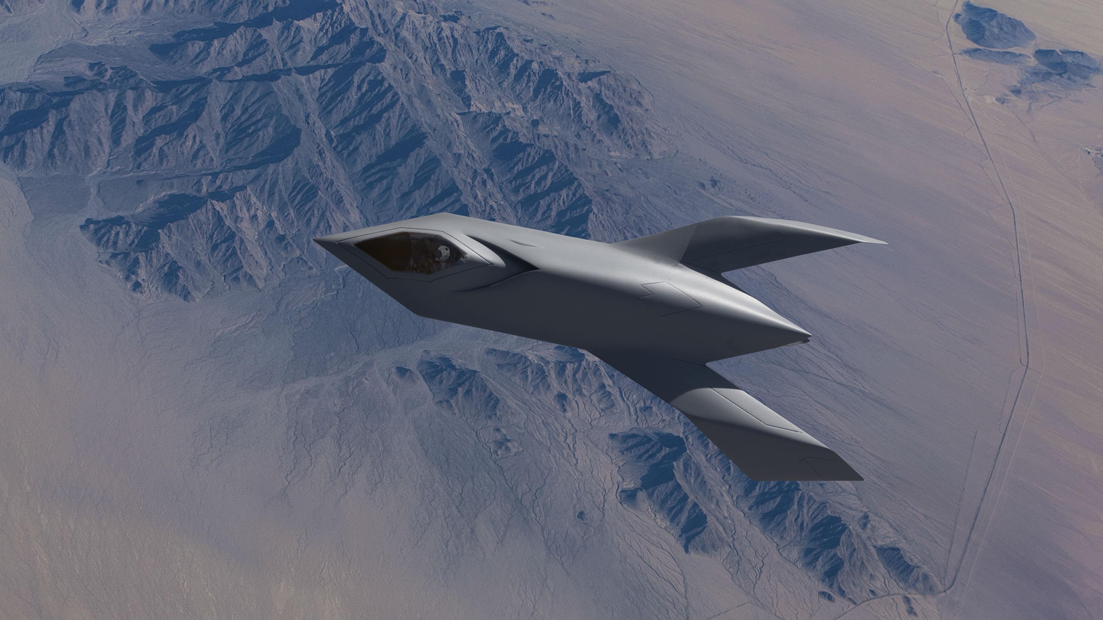 Boeing Bird of Prey
