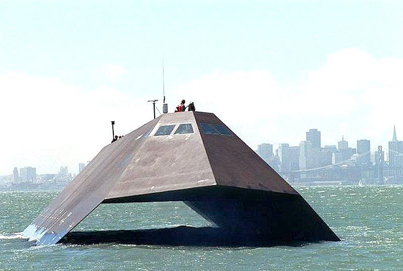 Lockheed Sea Shadow