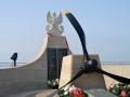 Pomnik upamiętniający śmierć generała Sikorskiego.