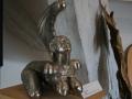 Sfinks z zamku w Gruyères.