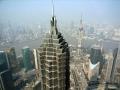 421m, Jin Mao Building w Szanghaju