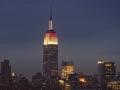 381m, Empire State Building w Nowym Jorku