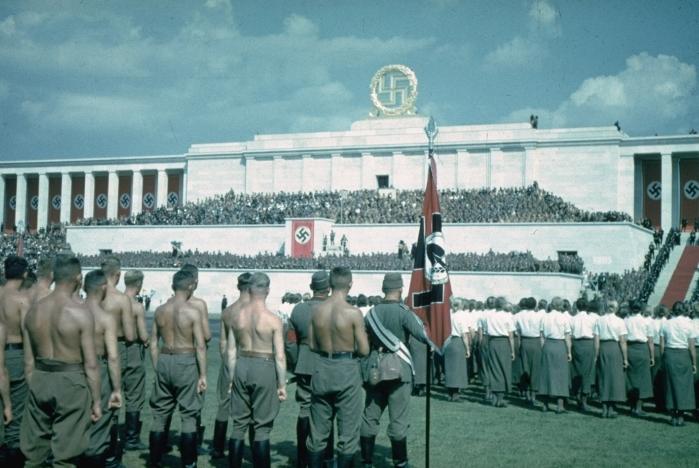 1937, zjazd NSDAP w Norymberdze