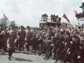 1938, Hitler w fabryce Volkswagena