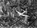 1939, lot nad środkowym Manhattanem