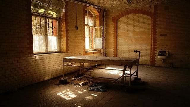 Szpital wojskowy w niemieckim Beelitz