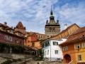 Sighisoara w Transylwanii