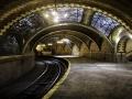 Stacja metra City Hall w Nowym Jorku