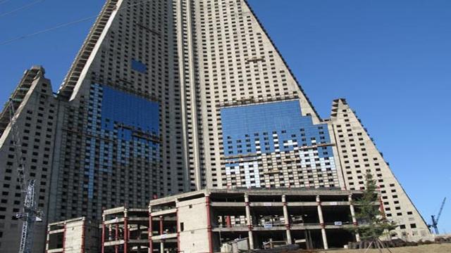 Hotel Ryugyung w Pjongjang