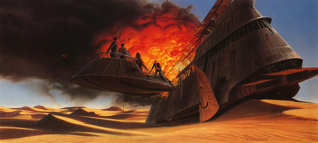 Szkice do Powrotu Jedi