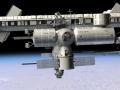 Wewnątrz ekipa ISS wchodzi na pokład Smoka