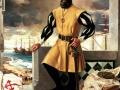 Ferdynand Magellan (1480-1521) - jako pierwszy opłynął Ziemię