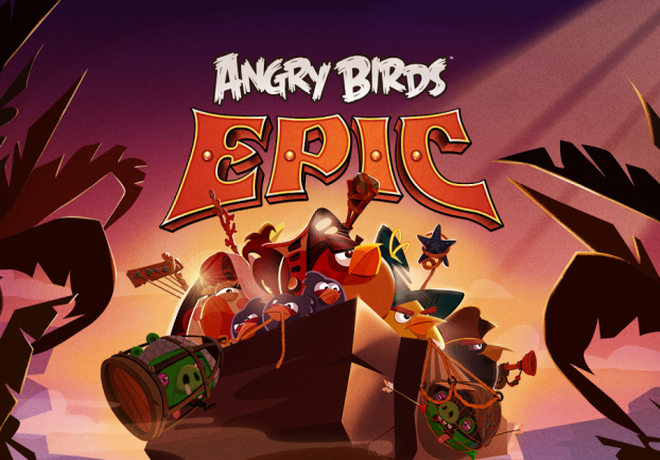 Epickie ptaki