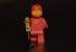 Śmierć ludzika z Lego